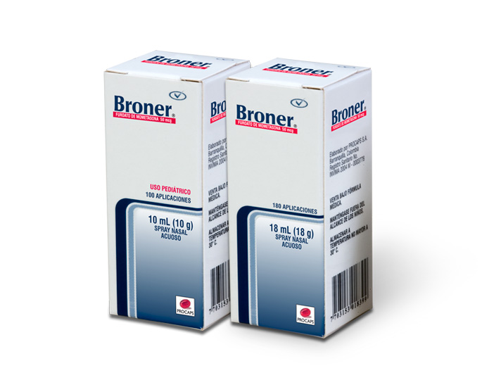 Broner Adulto Frasco x 18ml